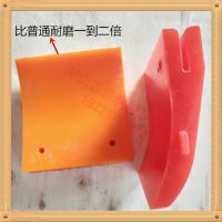 聚氨酯清扫器 头道聚氨酯刮刀 二道聚氨酯刮板刮料器
