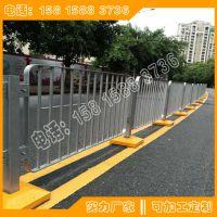东莞马路中央隔离栏款式 港式护栏价格 深圳人行道护栏定做
