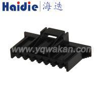现货供应 FCI 8孔汽车连接器 211PC083S0017/Haidie 线束接插件