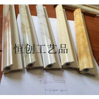 厂家直销 半石塑收口线 瓷砖阳角线线条 大理石装饰线条