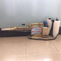 低价格果园打药烟雾机 背负式脉冲弥雾机 高效率农用烟雾机