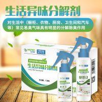 上海代理0元保证金、生活异味分解剂、植物蛋白、国家发明专利、装修异味、德慧世界美