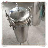 晨兴厂家生产不锈钢精密保安过滤器过滤自来水地下水泥粉 粉尘