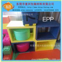 东莞泡沫厂家直销EPP泡沫制品EPP儿童泡沫柜台 玩具存放柜