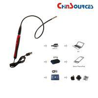 Chinsources66AC迷你型USB内窥镜,工业内窥镜,汽车发动机检测仪