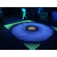 新款视频地板砖 酒吧夜店蹦迪跳舞地板砖 舞池地板