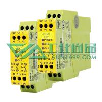 尚帛机电供应PILZ_774360_P1HZ X1 24VDC安全继电器