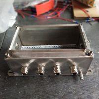316不锈钢防水接线箱FXJ-20/32设备三防箱子厂家定制