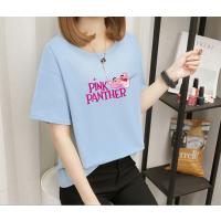 上海便宜T恤批发价格女装短袖夏季女士时尚纯棉百搭t恤5元以下服装批发