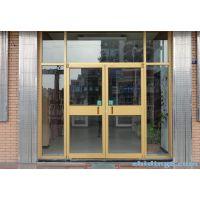 和平区玻璃门 自动玻璃门 玻璃隔断 门禁制作安装