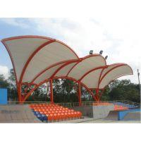 供应淮南膜结构 钢及膜材膜结构看台