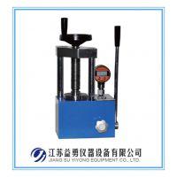 YY-15BS数显手动压片机(两柱)