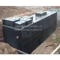 坤鑫WF20 养猪场废水污水处理设备地埋式一污水处理设备