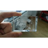 冷光3W5W玻璃激光内雕机 酒瓶水晶内雕UV紫外激光机