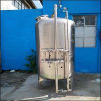 港口镇正品304不锈钢大型污水预处理多介质石英砂机械过滤器清又清制造