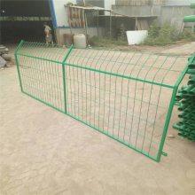 边框护栏网生产 厂区围网加工 公路围栏网价格
