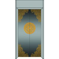捷力电梯厅轿门系列