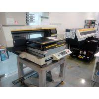 高精度平台式A2UV-LED固化数码喷墨打印机