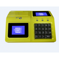 云卡通YK620防水型食堂刷卡机/无线订餐机/会所会员刷卡机