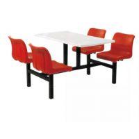 员工食堂餐桌椅,学校玻璃钢餐桌,天津不锈钢桌