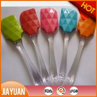 烘培工具 分体式硅胶刮刀 硅胶搅拌刀蛋糕抹刀 水晶柄奶油刮刀