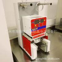台湾进口全自动奶茶封口机 豆浆饮料专用封杯机封杯器奶茶店设备