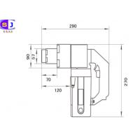 数显电动可调扭拒扳手,电动扳手,扭距扳手,钢结构施工用扳手