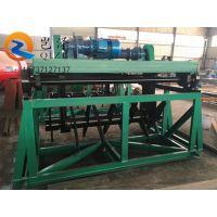 有机肥设备 槽式发酵机 发酵周期短 工艺先进 坚固耐用