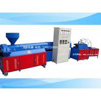 聚乙烯塑料管生产设备/十佳厂商PE塑料管材生产线榜首