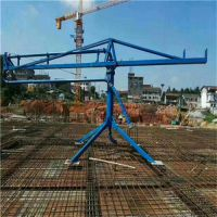 盐山县宝特厂家直销12米圆柱手动布料机