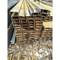 昆明市槽钢12.6号直销店玉溪厂家Q345B每支重量73.9公斤