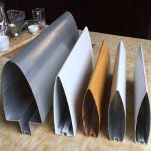 供应江苏铝方通 木纹铝型材 铝方通生产厂家