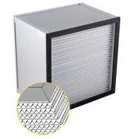 供应欧泰制药厂 GMP洁净车间专用高效空气过滤器 空气过滤器价格