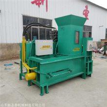 自动称重青储机 卧式秸秆黄储打包机 青贮打包机生产厂家