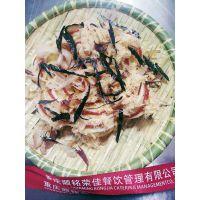 重庆章鱼小丸子制作方法 烤鱼技术培训