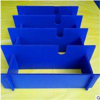 实力厂家供应合肥优质刀卡防静电中空板周转箱 环保刀卡中空板箱