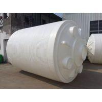 40立方塑料水塔 40吨PE储罐厂家