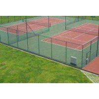 绿昂硅PU网球场多少钱一平方?