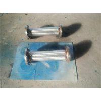 益多厂家直销 耐高温耐腐蚀弯性好金属软管/法兰编织软管 可定制