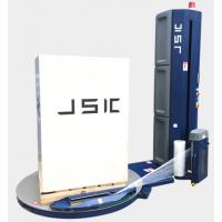 上海JSK全自动上模断膜缠绕机太仓预拉裹膜包装机昆山栈板缠绕机