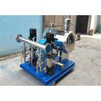 晋城箱式无负压供水设备 厂家供应不锈钢无负压供水设备