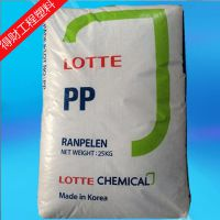 PP/韩国乐天化学/SB-520增强玻纤增强高透明高光滑医疗器皿化妆品