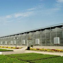 江西阳光板温室厂家,pc板智能温室,pc板温室大棚价格