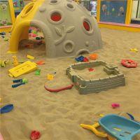 儿童娱乐海砂 游乐场沙坑用圆粒沙