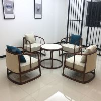 重庆禅意新中式会所家具定做 重庆新中式、禅意茶艺馆家具