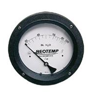 40 & 42系列-隔膜设计 原装进口压力表 压力校验仪表 双指向压力表 压力降和涡轮