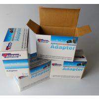 深圳彩盒定做 彩色印刷瓦楞纸盒 包装纸巾盒多规格折叠瓦楞纸盒定做