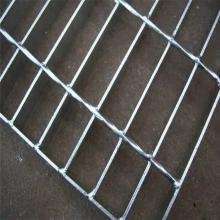 楼梯踏步板厚 电厂钢格栅板规格 压焊钢格栅供应商
