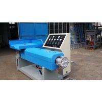 上海厂家直销 塑料造粒机 单螺杆造粒机 单螺杆挤出机