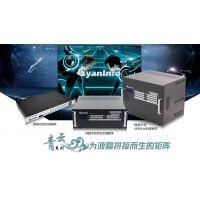 40进40出4k60无缝视频矩阵|外置拼接处理器价格|高清混合矩阵|中控式HDMI矩阵